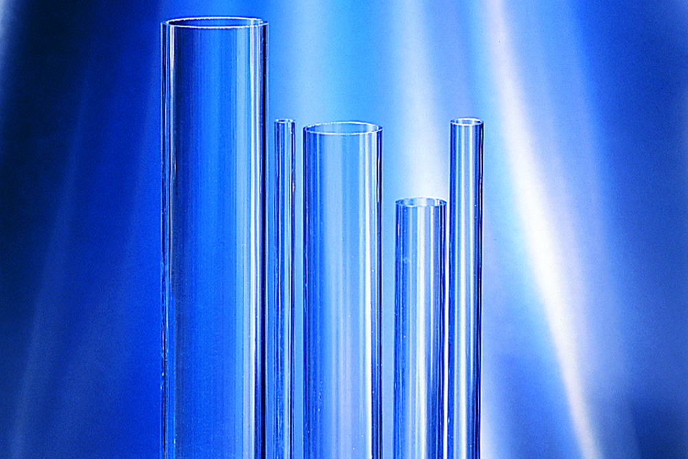 Acrylglas XT Rundstäbe und Rohre