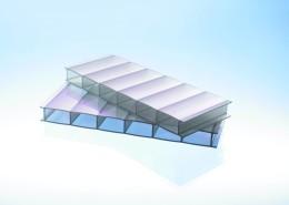 Acrylglas Stegplatten