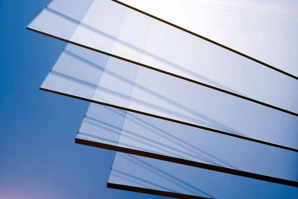 Pvc klarsichtplatten