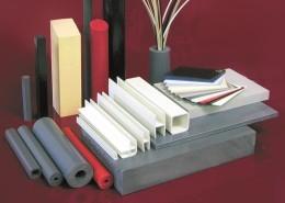 PVC Hart Platten