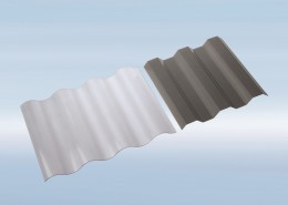 Polycarbonat-Wellplatten